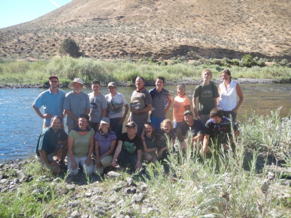 Cottonwood Crossing Summer Institute
