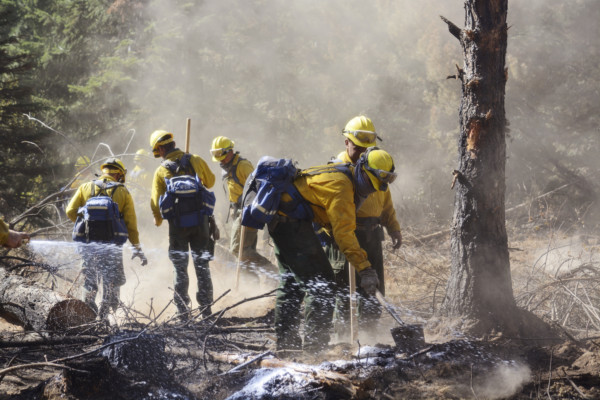 Inslee Orders Wildfire Training for Washington National Guard