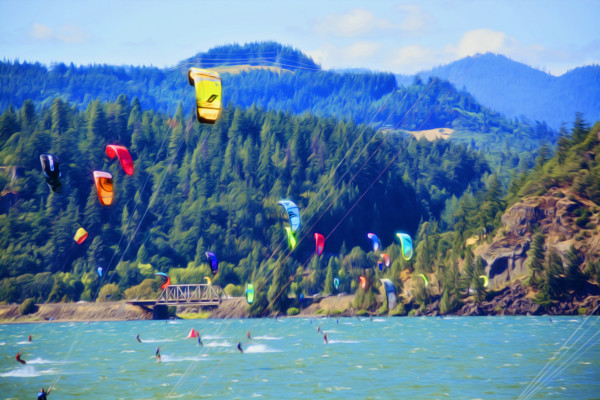 Kiteboarding for Cancer Raises $194,000