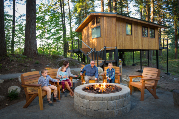 Tree Houses Now Available at Skamania Lodge