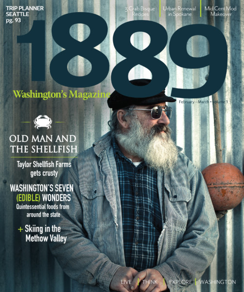1889 Washington's Magazine Launches in February 2017