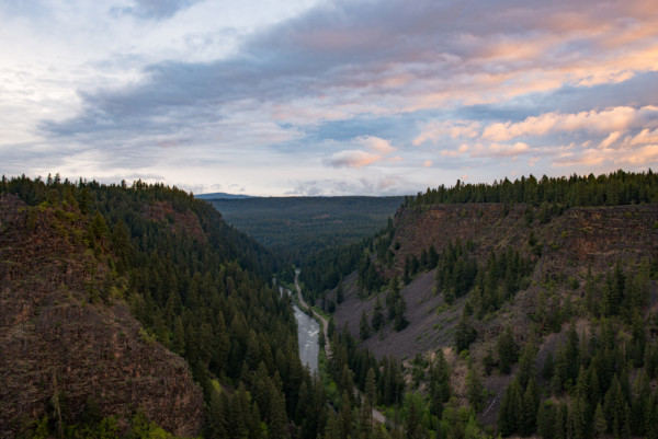 State Board Gives Go-Ahead to New Klickitat Canyon Community Forest