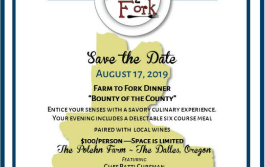 Farm 2 Fork - Bounty from the County